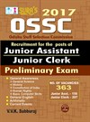 Odisha Staff Selection Commission (OSSC) Junior Assistant & Junior Clerk Exam Books 2017