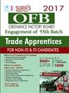 Ordnance Factory Board ( OFB ) Trade Apprentices ( Non ITI & ITI Candidates ) Exam Books 2017