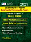 Govt of Assam Forest Guard Junior Assistant Divisional & Directorate Level Exam Books 2020