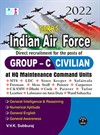 SURA`S Indian Air Force Group C ( Civilian ) Exam Books - LATEST EDITION 2022