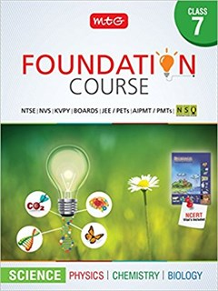 Science Foundation Course for JEE/AIPMT/NSO/Olympiad - Class 7