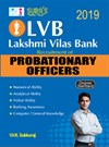 LVB ( Lakshmi Vilas Bank ) Probationary Officers ( PO ) Exam Books 2019