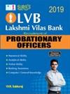 LVB ( Lakshmi Vilas Bank ) Probationary Officers ( PO ) Exam Books 2019