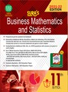 SURA`S 11th Standard Business Mathematics and Statistics Guide 2021-22
