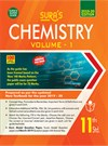 SURA`S 11th Standard (New Textbook 2019-20) Chemistry Volume I Exam Guide 2019
