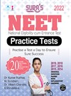 SURA`S Complete NEET Entrance Exam Practice Tests Guide 2022