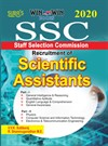 SSC Scientific Assistants Exam Books