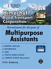 Himachal Road Transport Corporation ( HRTC ) Multipurpose Assistants Exam Books 2017