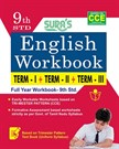 9th Standard English Workbook(Full Year)( Term I,II,III) Exam Guide 2017 -18