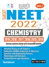 SURA`S NEET  Chemistry  ( Volume I  & II )  ( Self Preparation ) Exam Books 2022 with Original Question Papers Explanatory Answers - LATEST EDITION