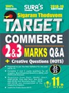 11th Standard Commerce ( Sigaram Thoduvom ) ( Target ) 2 Marks & 3 Marks Question and Answers 2018-19 in English