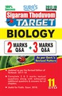 11th Standard Biology ( Sigaram Thoduvom ) ( Target ) 2 and 3 Marks Model Question and Answers 2017 in English