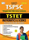 TSPSC  (Telangana State Public Service Commission ) TSTET Mathematics & Science (Secondary Grade Teacher ) Exam Guide 2018