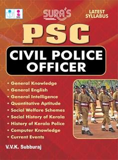 Kerala PSC Civil Police Officer Exam Guide 2018