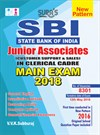 SBI Junior Associates ( Customer Support & Sales ) Clerical Cadre Main Exam Books 2018