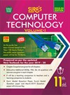 SURA`S 11th Standard Computer Technology - Volume I(New Textbook) English Medium Exam Guide 2019