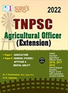 SURA`S TNPSC Agricultural Officer (Extension) Exam Book - 2022 Latest Edition