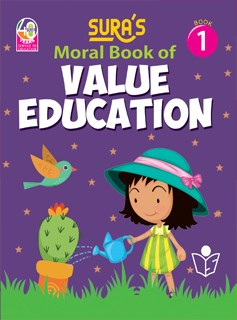 SURA`S Moral Book of Value Education - 1