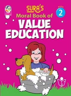 SURA`S Moral Book of Value Education - 2