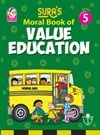 SURA`S Moral Book of Value Education - 5