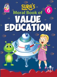 SURA`S Moral Book of Value Education - 6