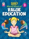 SURA`S Moral Book of Value Education - 8