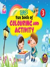 SURA`S Fun Book of Colouring and Activity - 3