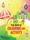 SURA`S Fun Book of Colouring and Activity - 8