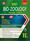 SURA`S 11th Standard (New Textbook 2019-20) Bio-Zoology Volume-I and II Guide 2019