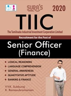 TIIC Senior Officer Finance Exam Books 2020