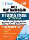 HWB ( Heavy Water Board ) Stipendiary Trainee ( Category II) Exam Books 2018