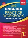 7th Std English Practice Workbook Term I,II & III - Latest Edition 2018 - 2019 Guide