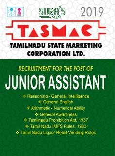 TASMAC Junior Assistant Exam Books 2018