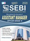 SEBI Assistant Manager Officer Grade A Exam Books 2020