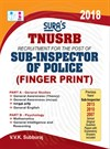 TNUSRB Sub-Inspector of Police SI (Finger Print) English Medium Exam Books 2018