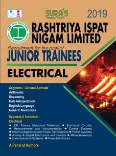 Rashtriya Ispat Nigam Limited (RINL) Junior Trainees Electrical Exam Books 2019