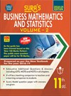 11th Standard (New Textbook) Business Mathematics and Statistics Vol II English Medium Guide 2018