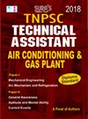 TNPSC Technical Assistant Air Conditioning and Gas Plant (Diploma Std) Exam Books 2019