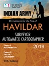 Indian Army Havildar Surveyor Automated Cartographer Exam Books 2019