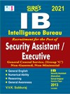 IB Intelligence Bureau Security Assistant and Executive (Group C) Exam Books 2021