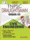 TNPSC Draughtsman Grade III Civil Engineering Exam Books 2021