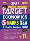 11th Standard Sigaram Thoduvom target Economics( 5 Marks Guide ) English Medium Exam Guide Books 2018