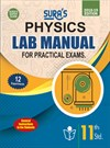 11th Standard Physics Lab Manual for Practical Exams Guides in English Medium