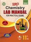 11th Standard Chemistry Lab Manual for Practical Exams Guides in English Medium