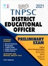 TNPSC District Educational Officer(DEO) Preliminary Exam Books Detailed Theory in English