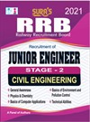 RRB (Railway Recruitment Board) Junior Engineer - Stage - 2 Civil Engineering Exam Books