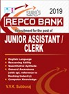 Repco Bank Junior Assistant / Clerk Exam Books 2019