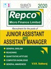 Repco Micro Finance Limited(RMFL) Junior Assistant and Assistant Manager Exam Books
