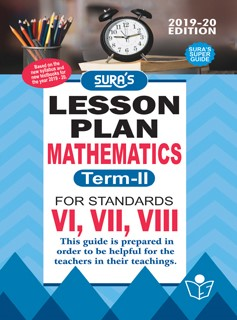 6th,7th,8th Std Mathematics(EM) Subject Term 2 Notes of Lesson Guide 2019-20 Edition