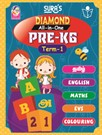 SURA`S Diamond All in one Pre KG Book 1